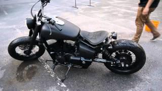 5. Honda VT750 shadow phantom 2011 Moto-Kraft.ru