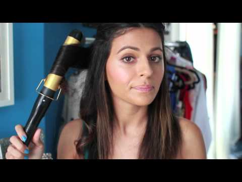 Hair Tutorial! How I Curl My Hair