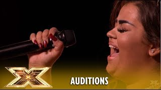 Video Scarlett Lee: Simon Gives Her HARD Time But Look How It Turns Out 😲...| The X Factor UK 2018 MP3, 3GP, MP4, WEBM, AVI, FLV Januari 2019