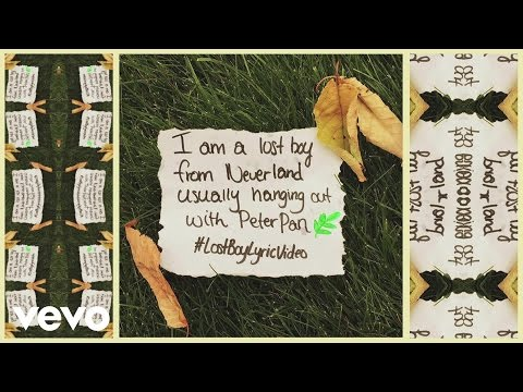 Lost Boy Lyric Video