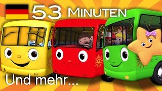 Die besten Videos für Kleinkinder und Babys auf YouTube - mit wunderschönen, farbenfrohen 3D Animationen in HD! © El Bebe...