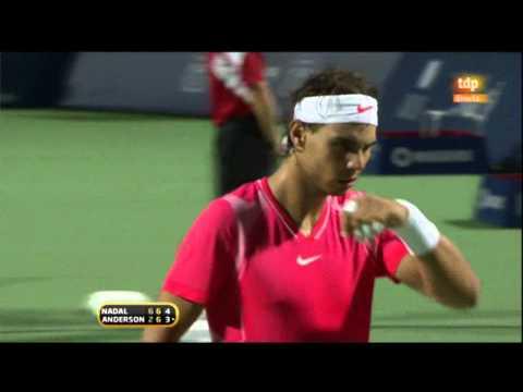 Rafa Nadal vs. Kevin Anderson