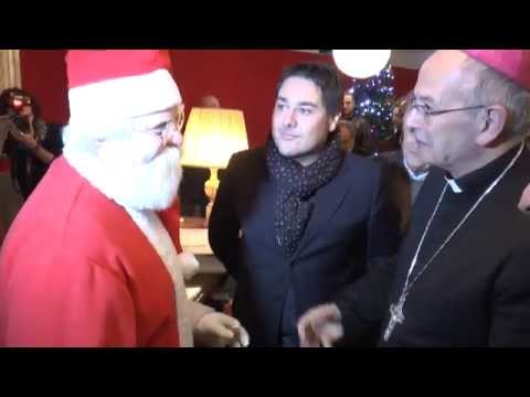 Al Jambo il «Villaggio di Babbo Natale»
