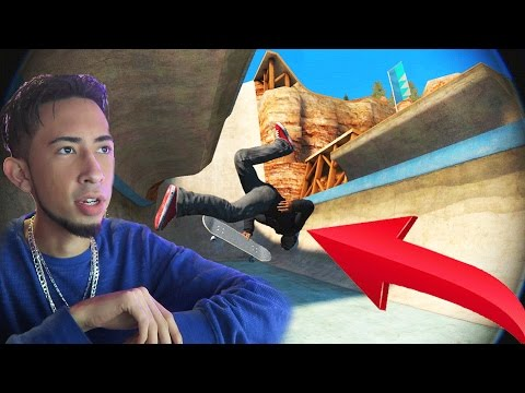 Skate 3 Xbox One: UPSIDE DOWN GLITCH | Skate 3 Glitch