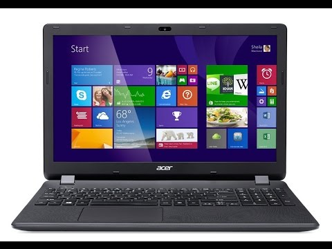 , title : 'Acer Aspire E 15 ES1-512-P07G upgrading ram and hard drive'