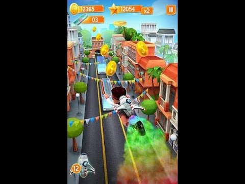 bus rush android game