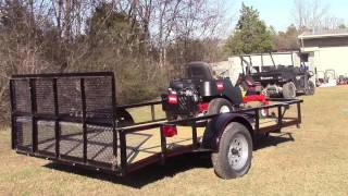 2. Toro 74721 TimeCutter SS4225 Utility Trailer Package Deal Review
