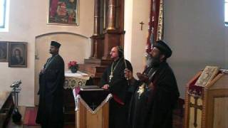 Abune Melketsedek, Bishop Of The Ethiopian Orthodox Church At The St. Avgin Syrian Orthodox Monaster