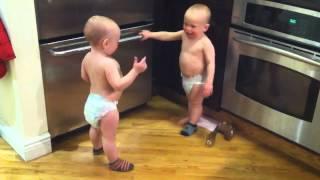 Rozmowa dzieciaków o amelinium :D
