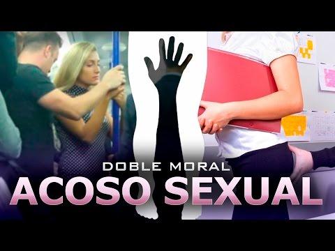 ACOSO SEXUAL - DOBLE MORAL (WEREVERTUMORRO/SIGNO DE GATO) ◀︎▶︎WEREVERTUMORRO◀︎▶︎