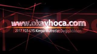 2017 Ygs Lys Kimya Sınavı Müfredat Değişikliklerini Yorumluyoruz...