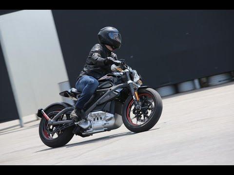 Vídeos de 'Harley-Davidson LiveWire 2015 – Toma de contacto'