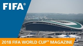 Kazan Russia  city photos : Russia 2018 Magazine: Beautiful Kazan Arena