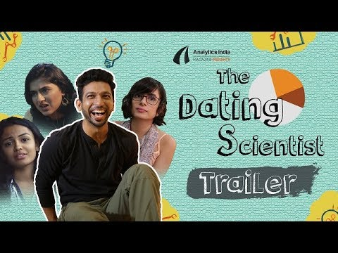 The Dating Scientist Trailer