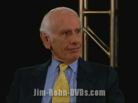 goals - http://www.AsAManThinketh.net/JimRohn.htm for a Free eBook of one of Jim Rohn's favorite books. In this video the legendary teacher, trainer and mentor to mi...