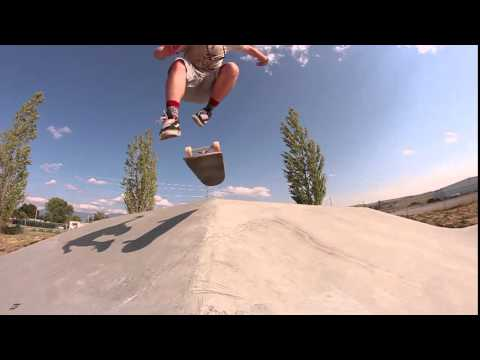Trip Up North - Montana Skatepark Tour
