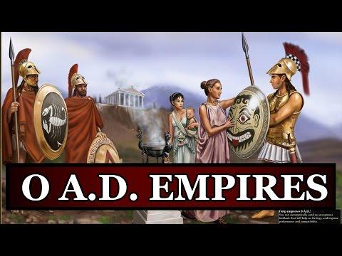 0 A.D. EMPIRES ASCENDANT - ИСТОРИЧЕСКАЯ СТРАТЕГИЯ В РЕАЛЬНОМ ВРЕМЕНИ