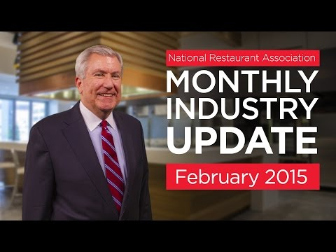 Restaurant Industry Update - February 2015