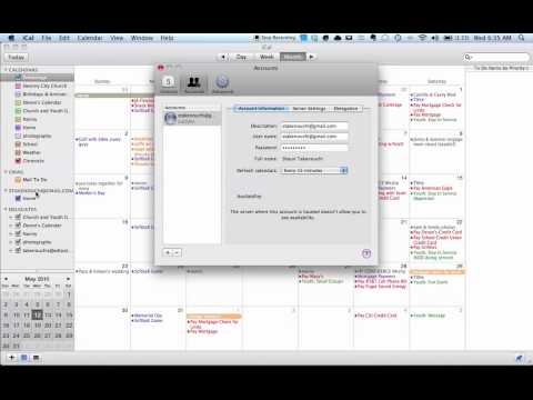 how to sync busycal with google calendar