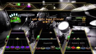 Video Guitar Hero Metallica One Full Band 1st place 3.67million MP3, 3GP, MP4, WEBM, AVI, FLV Desember 2017