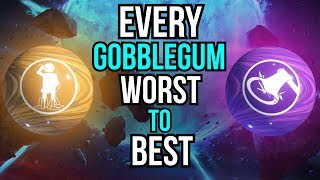 Video EVERY GOBBLEGUM RANKED WORST TO BEST (COD ZOMBIES) MP3, 3GP, MP4, WEBM, AVI, FLV Mei 2019