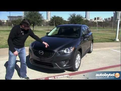 2014 Mazda CX-5 Video Review