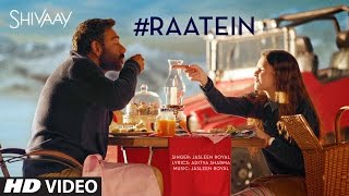 Nonton RAATEIN Video Song | SHIVAAY | Jasleen Royal | Ajay Devgn | T-Series Film Subtitle Indonesia Streaming Movie Download