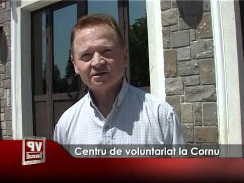 Centru de Voluntariat la Cornu