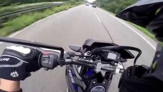 8. Yamaha WR 125 R - Top Speed