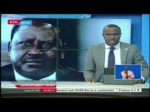 Monday Night News Full Bulletin 27th June 2016
