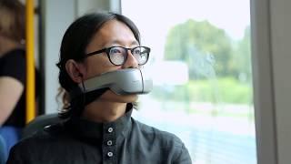 あなたの通話は周囲に聞かれている そんな時に便利なスマホ用マスクはいかが