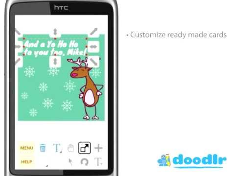 Video of Doodlr - Free Greeting Cards!