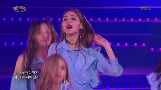 Video 열린음악회 - (여자)아이들 - LATATA .20180708 MP3, 3GP, MP4, WEBM, AVI, FLV Juli 2018