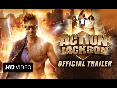 action-jackson-official-trailer