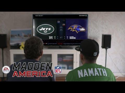"""Litezout"" vs. Dave Grunfeld | Madden NFL 17 Gameplay (XBox) | Madden NFL America"