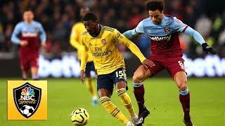 Instant reactions after Arsenal's comeback win | Premier League | NBC Sports