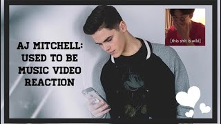 Reacting to AJ Mitchell 'Used To Be'