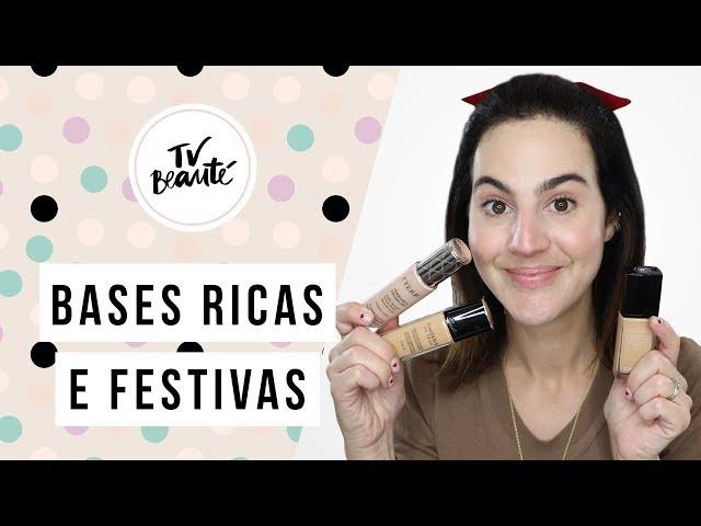 Bases Ricas e Festivas que Valem o Investimento - TV Beauté | Vic Ceridono - Victoria Ceridono