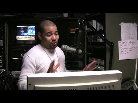1djenvy - They talk about his new reality show, getting girls prego, sex, and his new album...
