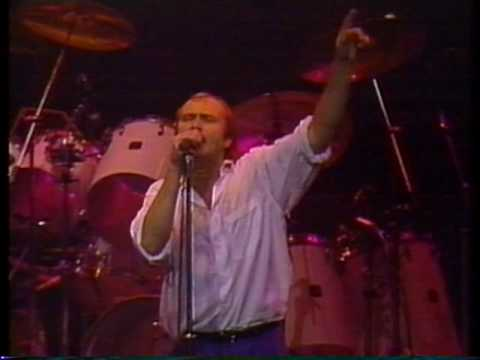 Genesis - Invisible Touch (Live 1987)