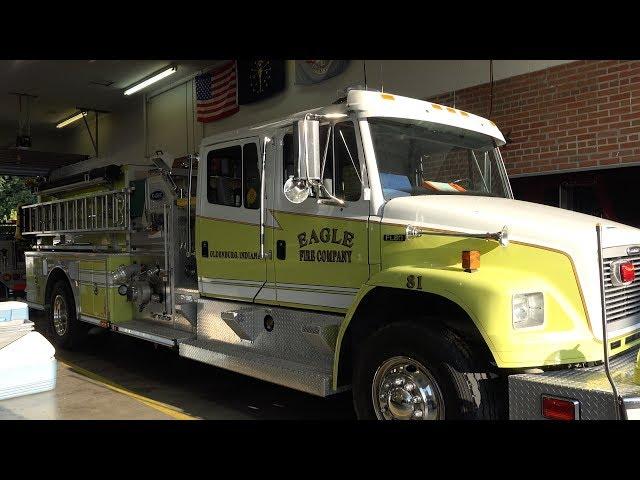 Eagle  Fire  Company,  Oldenburg,  Indiana