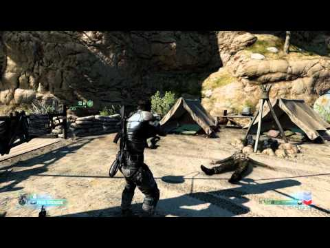 Splinter Cell Blacklist | First Gameplay Demo