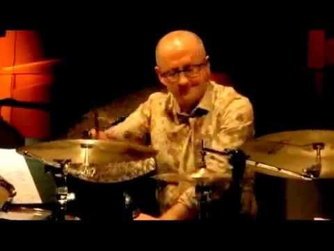 David Jones Drum SOLO Show - Drumscapes DVD - preview