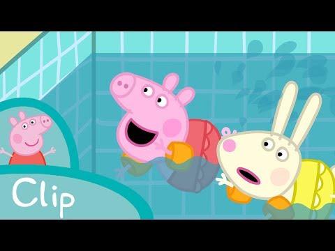 Peppa Pig Français   Tous à la Piscine!