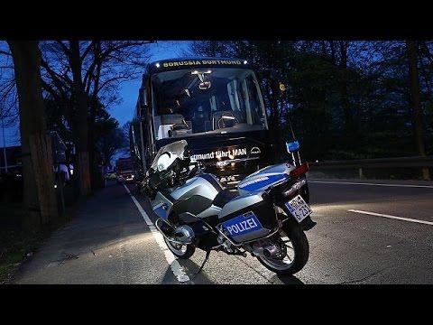 Γερμανική αστυνομία: Στόχος της επίθεσης η Ντόρτμουντ
