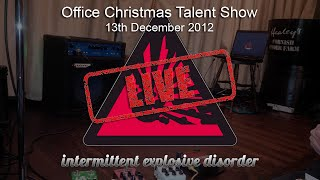 Office Christmas Talent Show (2012-12-13) thumb image