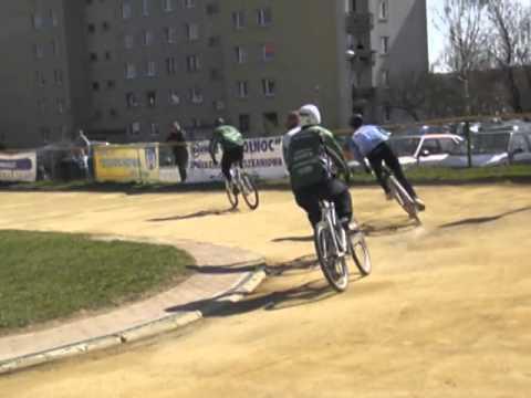Sparing: Lwy - Victoria Poczesna (30.03.2014) - 2 bieg (видео)