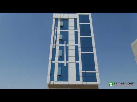 100 Sq.Yd. COMMERCIAL BUILDING FOR SALE IN PHASE 8 DHA KARACHI
