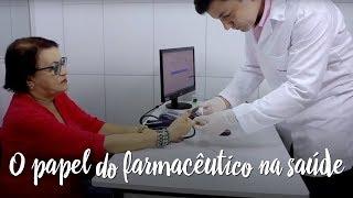 O papel do farmacêutico na saúde