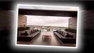 Дизайн интерьера пентхауса от студии JAM Architects